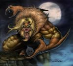 sabretooth, dientes de sable by albertoaprea