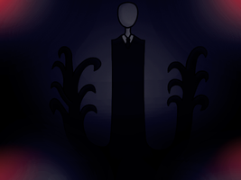 Slender ! by Vii-Wolfy
