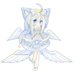 [Gacha-Maniacs] Tier 2 Starry Winter Wingu by ValyrianAdopts