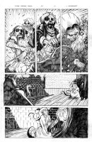 Marvel Zombie Christmas Carol #4 pg 10. by JeremyTreece