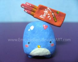 Penguin Clay by Emo-Hellion
