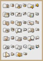 Folder Icons by gillon