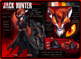 Jack Hunter ref sheet by spaceweasel2306
