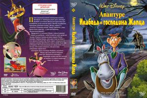 the adventures of ichabod and mr. toad serbian dvd by credomusic