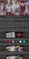 "Tutorial firma ""Visual Theory by lady-alucard"