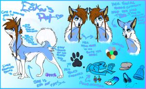 Erika_New...NEW REF_uncomplate by ThechnoHusky92
