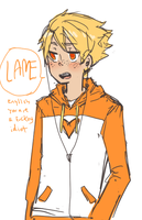 jake english is lame by davesexual