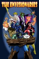 Envisionaries Poster by imagesbyalex