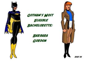 Batgirl - Barbara Gordon by billiebob72088