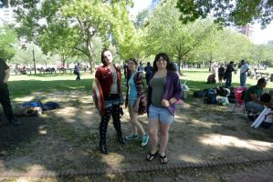 14Cosplay Picnic On the Common,Super Serious Pose by Miss-Tbones