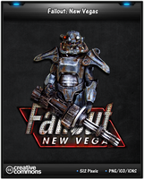 Fallout New Vegas by 3xhumed