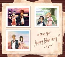 Collab: Triple Combo Deluxe HBD by Zue