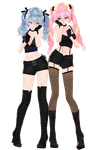 :DOWNLOAD: TDA POP IDOL MIKU and LUKA by SenseiTag