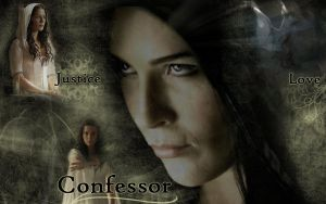 Love, justice... Confessor by CelineZ
