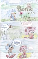 Amy eat sonic part 1 by Lightsonic11