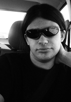 Me with sunglasses by Aldeas