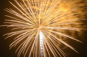 Fireworks in Fussa 3 by UltraSonicUSA
