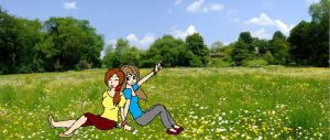 Thats you and me by Vojvodina-chan