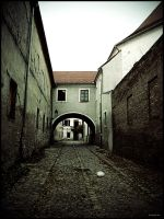 Old town by Ph1at1ine