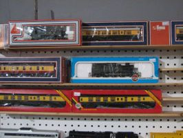 Lima, Airfix and Hornby by TaionaFan369