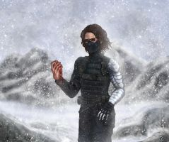 The Winter Soldier by KyraWildheart
