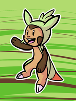chespin by Veskler