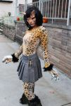 Mutant Cat Girl by Anesthetic-X