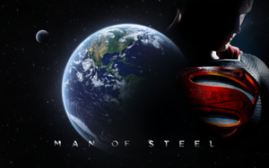 Superman Man of Steel by rehsup