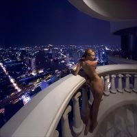 night in Bangkok by photoport