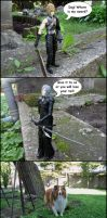 The Adventures of Cloud and Kadaj - Part 14 by Shadica1stClass