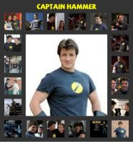 Captain Hammer by CTG22