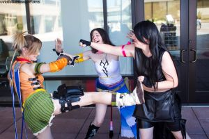 Otakon 2015 - YRT(PS) 14 by VideoGameStupid