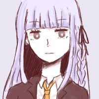 Kirigiri Kyouko by pearl-milk-tea