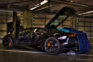 LP700-4 Aventador by Johnt6390