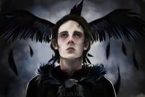Bran Stark | Game of Thrones by Nozomi-Art