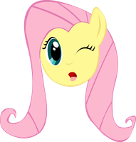 Fluttershy . . . by NicNacSwag