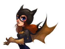Batgirl by Flying-Fox