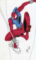 Scarlet Spider by Chaosbandit