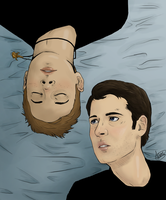 SPN: Motel Beds (Coloured) by bollatay