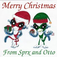 Have A Hyperforce Christmas by I-Am-Imaginary