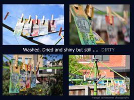Washed n Dried but sill dirty by sumangal16