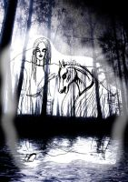 Day 13: Ghost by chaosqueen122