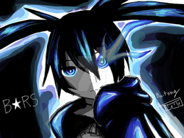 Drawr - Black Rock Shooter by Baitong9194
