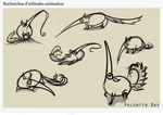Anteaters by ValentinBay