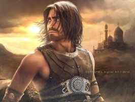 Prince of Persia by SPRSPRsDigitalArt