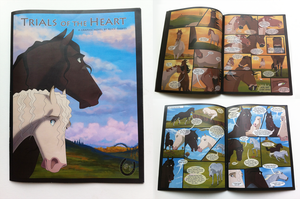 Trials of the Heart - First Issue Proof Print by Wild-Hearts