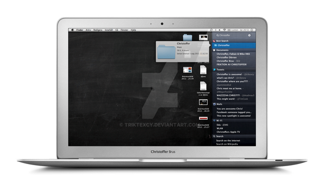 Mountain Lion Notification Center improvements. by Triktexcy