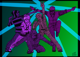 DCI Force by RefractiveIllusion