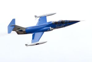 Starfighter Photo Pass by OpticaLLightspeed