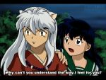 Inuyasha and Kagome 01 by SchneeAmsel